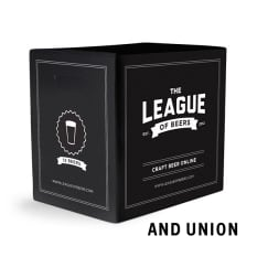 League of Beers AND UNION Mixed Case