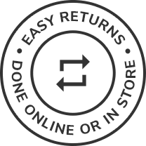 Yuppiechef offers hassle-free returns either online or in-store
