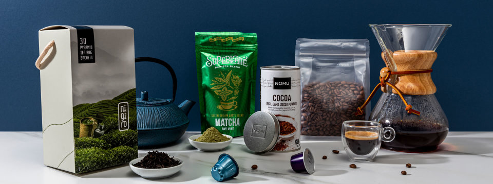 Buy Coffee Beans Grounds Tea And Beverages Yuppiechef South