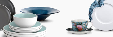 Banner image of Dinnerware