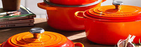 Banner image of Le Creuset