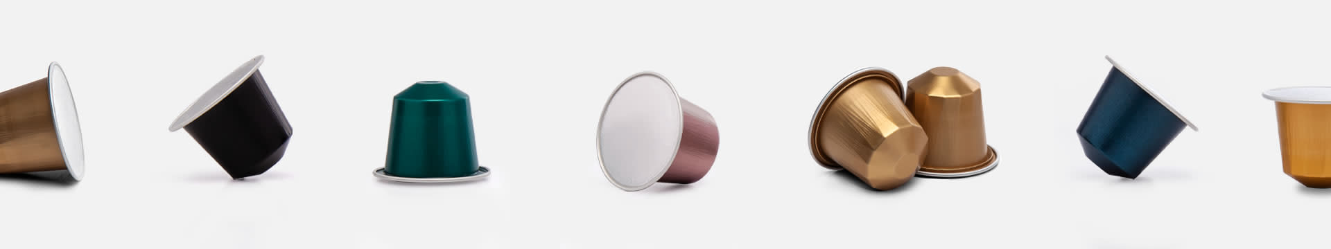 Banner image of Coffee Capsules