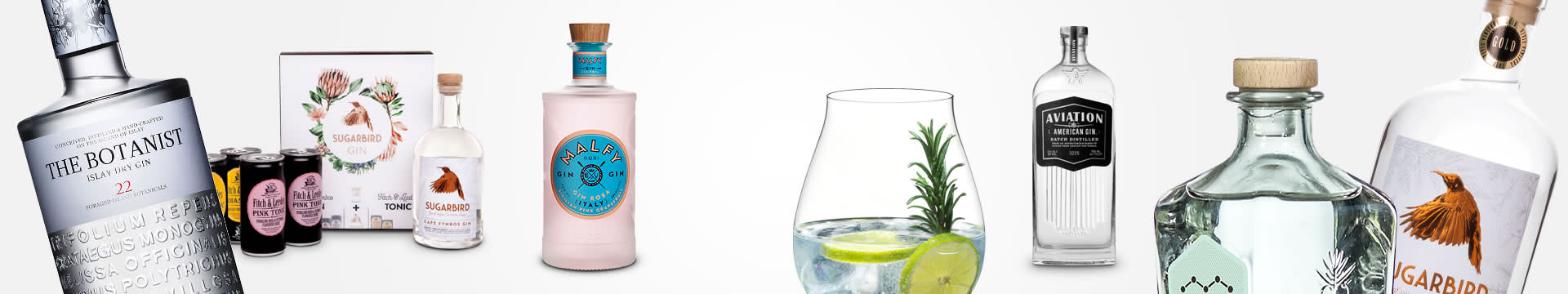 Banner image of Craft Gin