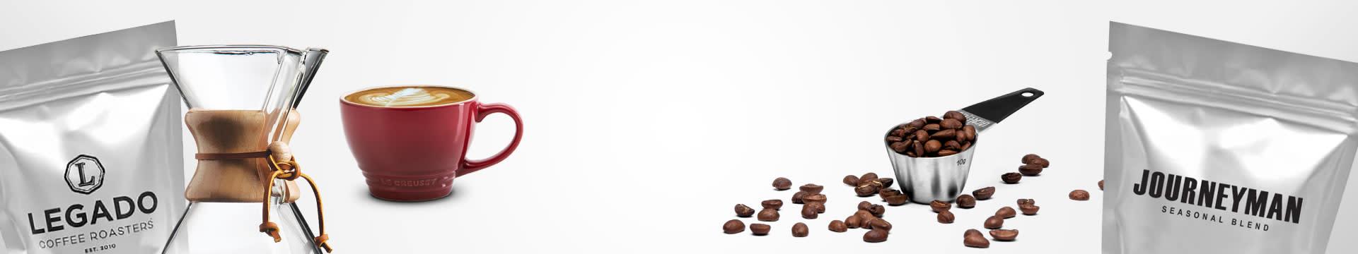 Banner image of Legado Coffee Roasters