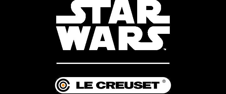 Le Creuset Star Wars Range logo