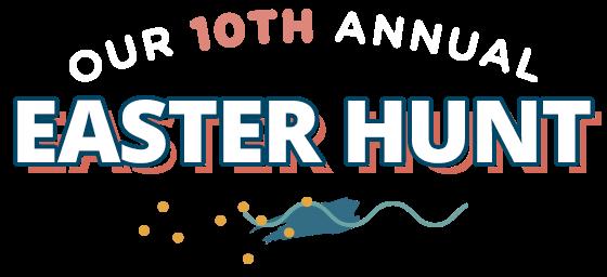 Yuppiechef Easter Hunt 2020 Logo
