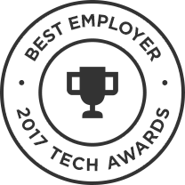 Yuppiechef won Employer of the Year at the 2017 Tech Awards