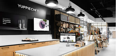 Yuppiechef's Willowbridge Store