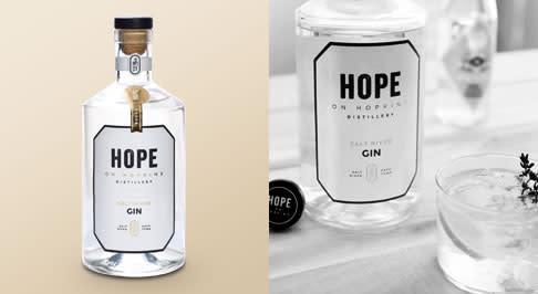 Hope on Hopkins Salt River Gin