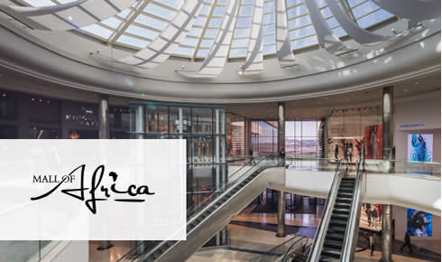 Mall of Africa Johannesburg