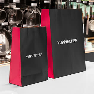 Yuppiechef Store Shopping Bags