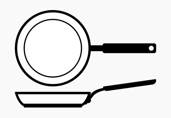 Pan Measurements