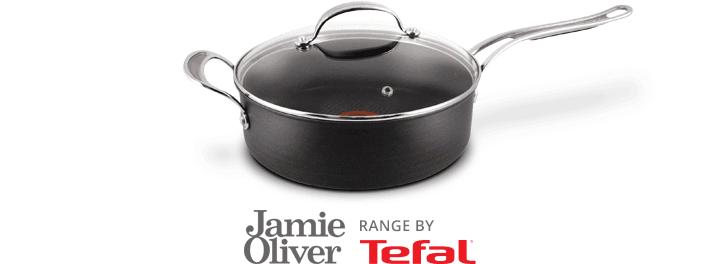 Jamie Oliver Cookware Range by Tefal