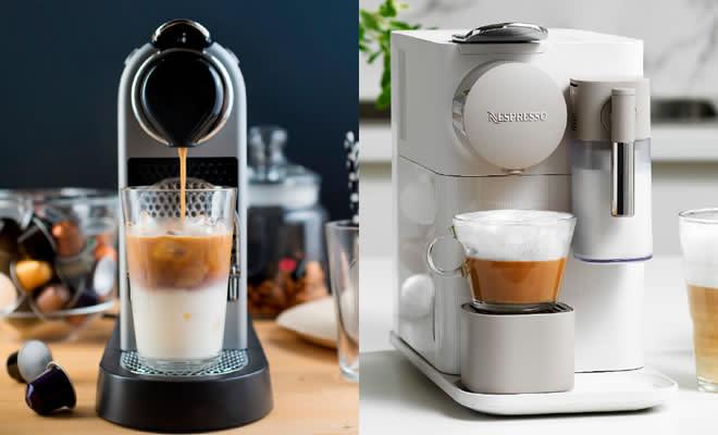 Nespresso Automatic Espresso Machine Range