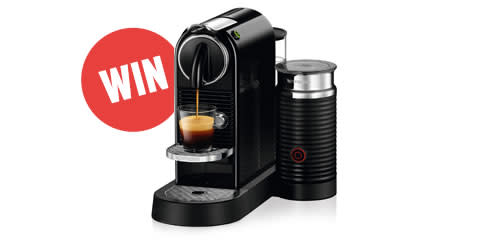Nespresso Citiz Automatic Espresso Machine
