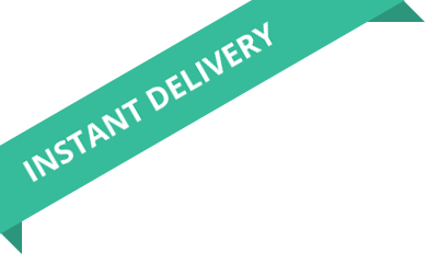 Instant delivery by email