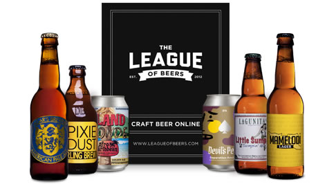 Craft Beer Mixed Cases