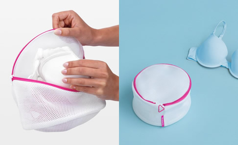 You will love   Brabantia's Bra Wash Bag