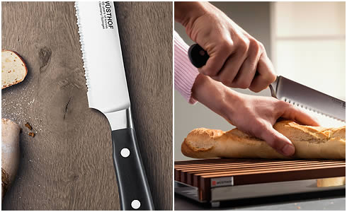 3.  Bread  Knife