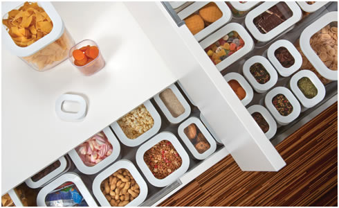 Yuppiechef Top Pick :    Modula  Storage Boxes