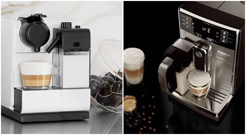 Coffee Machines  & Appliances