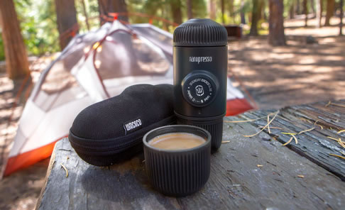 You Might Also Like :    Wacaco  Portable Coffee Makers