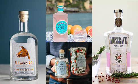 Yuppiechef Guide :    Our Must-try  Craft Gins