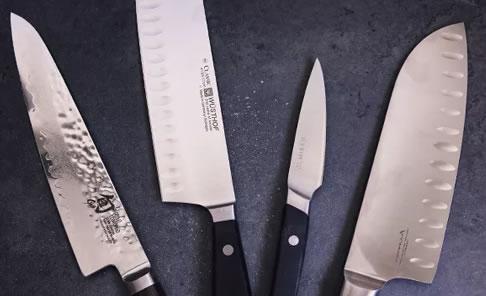 Sharpens Any Knife , Any Brand