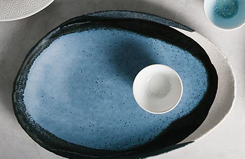 Yuppiechef Top Pick    Wabi Oval Serving Dish