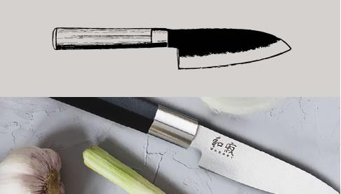 The Deba  Blade