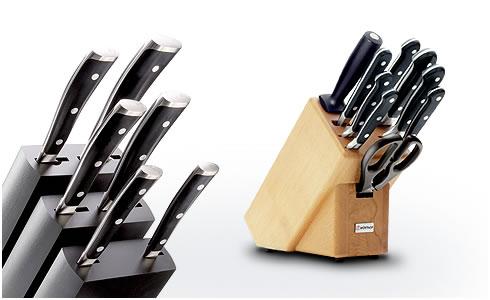 <b>Knife Block</b> Sets