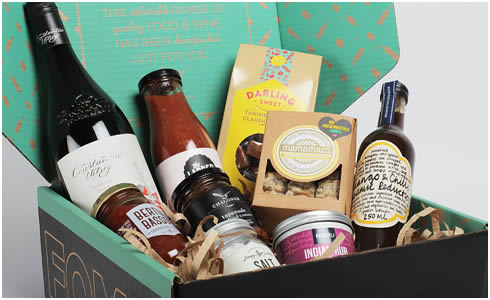 Yuppiechef Top Pick :    FOMOBOX  Monthly Food Box