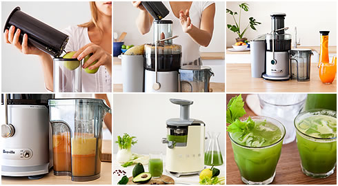 <b>What are</b> Centrifugal Juicers