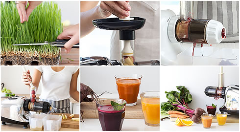 What are  Masticating Juicers?