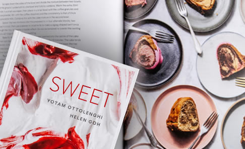 Yuppiechef Top Pick :    Sweet  by Yotam Ottolenghi and Helen Goh