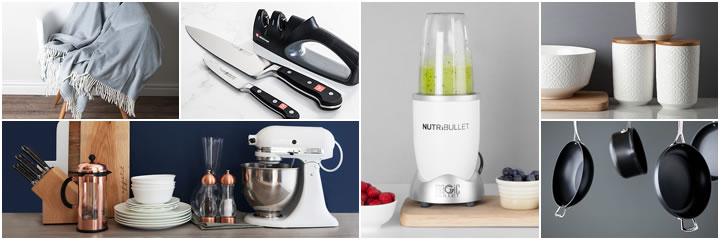 Yuppiechef Wedding Registry Range