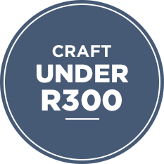 Craft Beer Under R300
