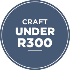Craft Beer Under R300