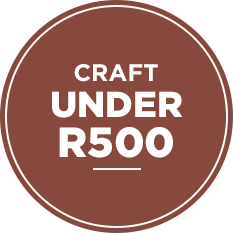 Craft Beer Under R500