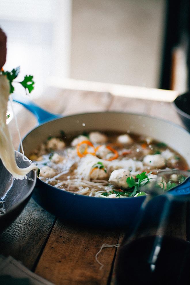 Homestyle-chicken-dumpling-soup-with-coriander,-chicken-and-lemongrass-dumplings-recipe