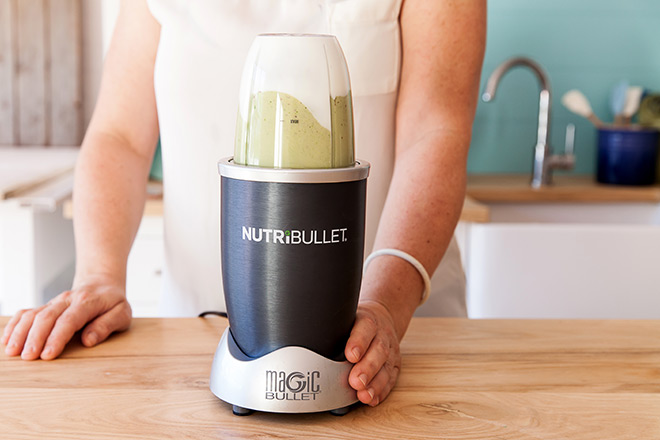 Nutribullet: the gift of lasting health
