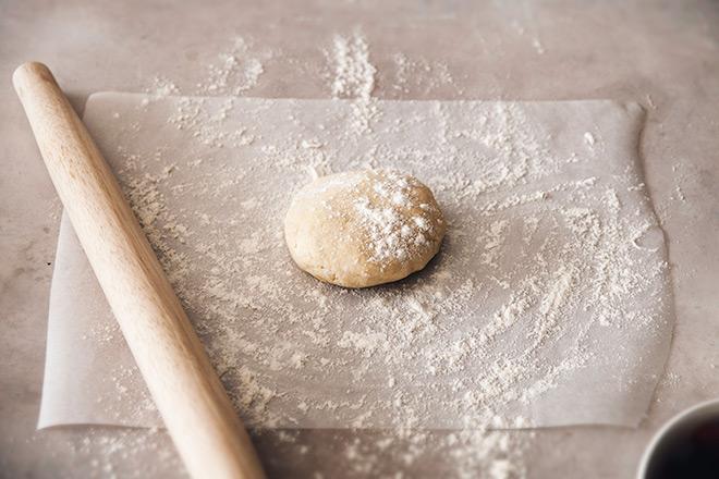 galette-dough