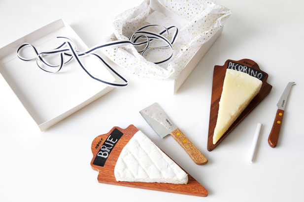 Cheese gift set