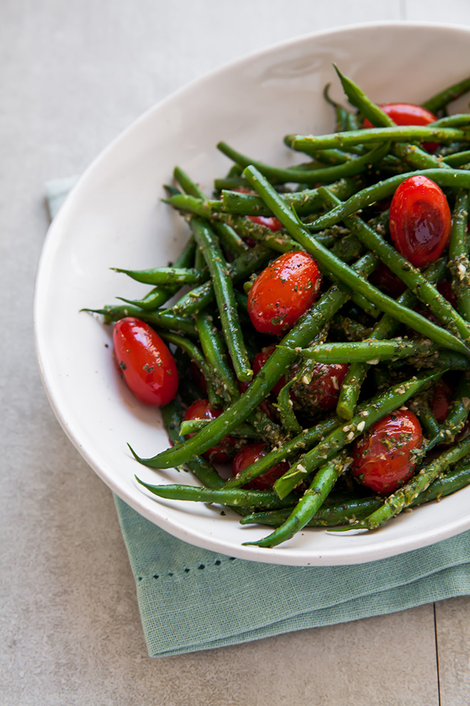 green-beans-with-salsa-verde