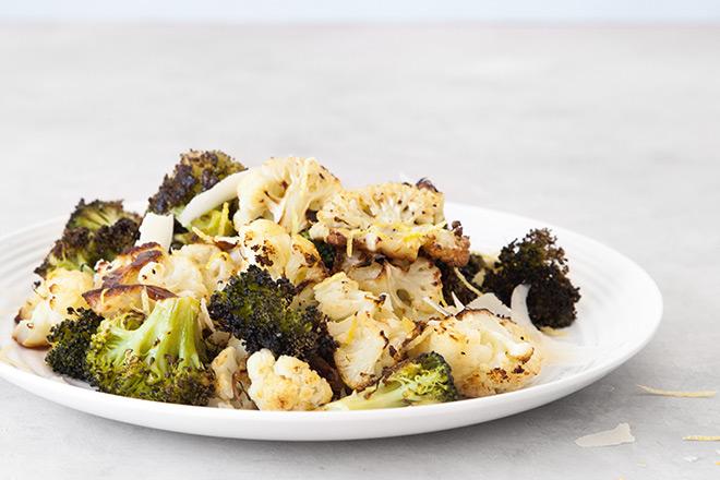 roast-broccoli-and-cauliflower