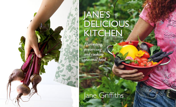 Jane's Delicious Kitchen by Jane Griffiths
