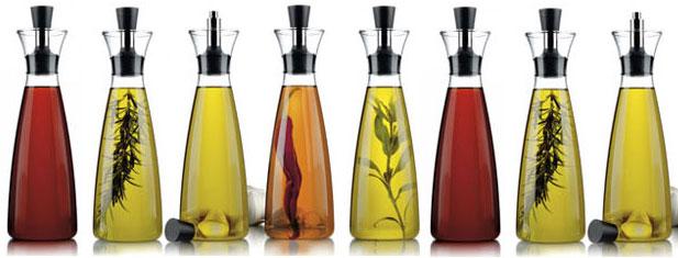 Oil and Vinegar Carafe by Eva Solo