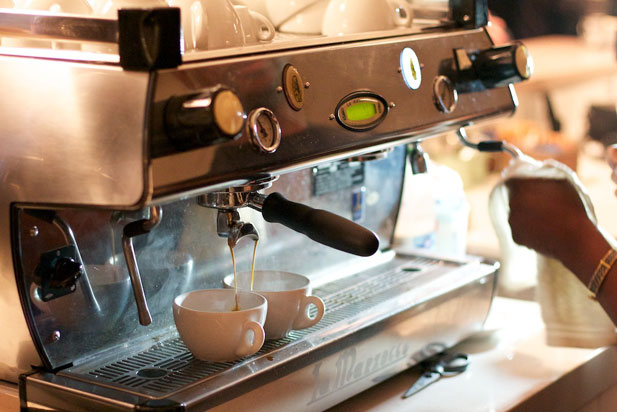 Online coffee outlets