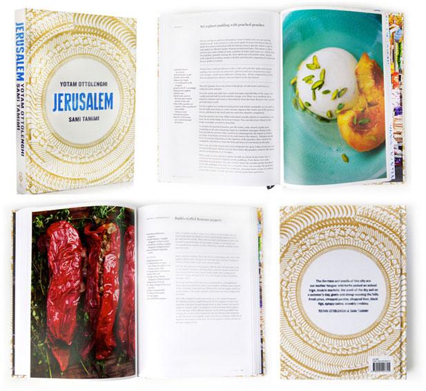 Jerusalem A Cookbook Pdf