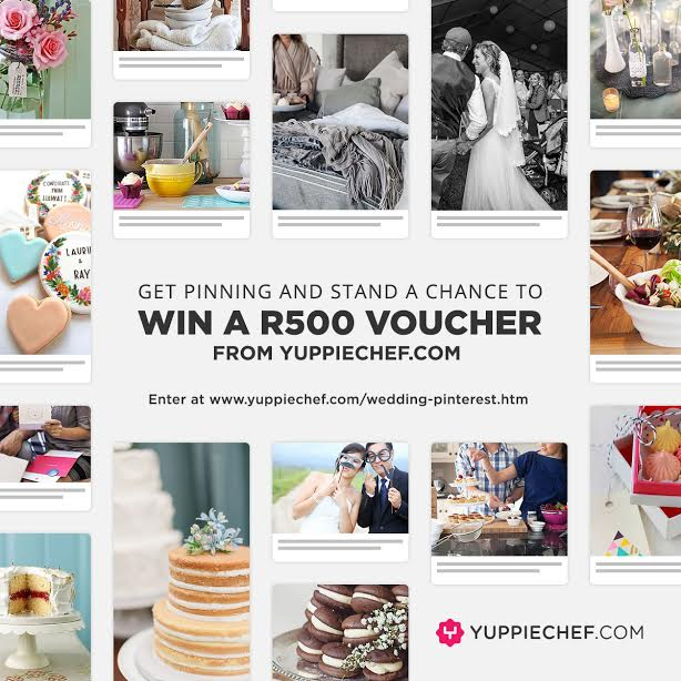 Wedding Pinterest competitions